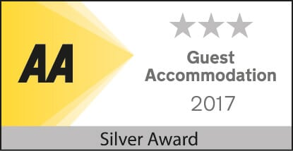 B&B Plymouth The Firs Guest House Plymouth AA award